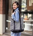 The Pearl District Tote bag - ebony