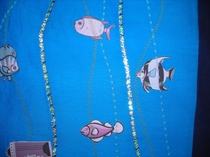 fish wall quilt - Click Image to Close