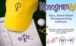 Monogram It by Amazing Designs