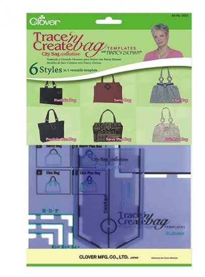 Trace'n Create bag - Click Image to Close