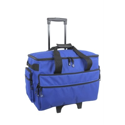 BlueFig Roller bag in Royal Blue TB19