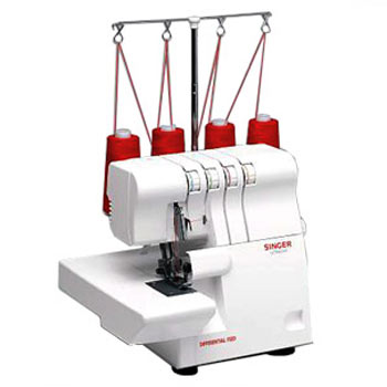 Singer sergers : Jennys Sewing Studio - Retail Sewing Machines, Sewing