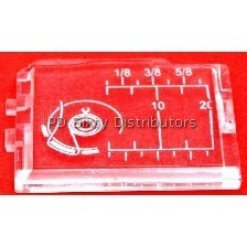 Janome needle plate Item: 830302002/825018013 -close out - Click Image to Close
