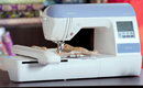 Learn to use your embroidery machine - basics