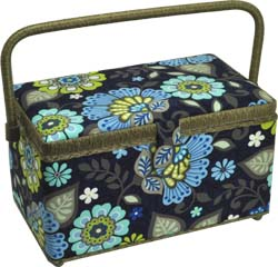 Sewing Basket, Medium rectanglar