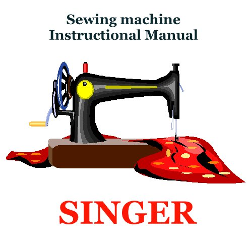 Sewing machine manual Singer