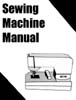 Instruction manual for Singer model 995C