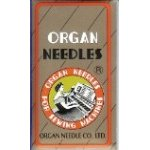 Organ needles size 20 15X1 sharps - 10 pack - Click Image to Close