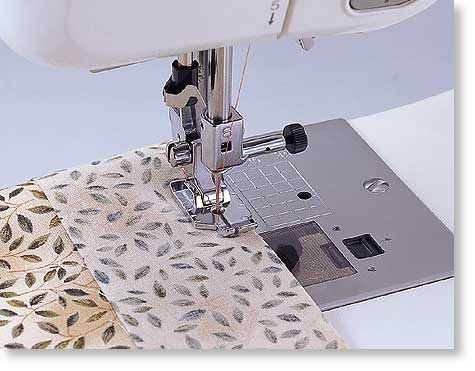 "SA125 Brother 1/4"" Quilting Foot"