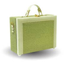 Modern Classic Sewing Box Sage MD01037-SG