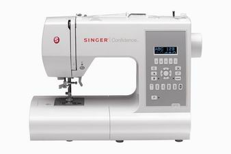 Instruction Manual for Singer Models 6416 and 6423 - Click Image to Close